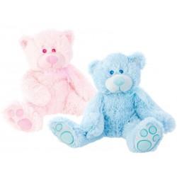 Peluche Osito Baby Azul o Rosa