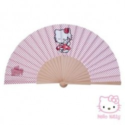 Abanico Hello Kitty