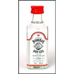Licor Miniatura Gin Bombay